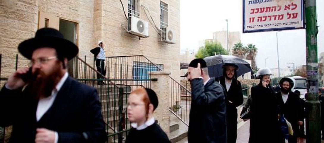 Orthodox Beit Shemesh: Orthodox Growth Tests Multiculturalism In Flashpoint Beit