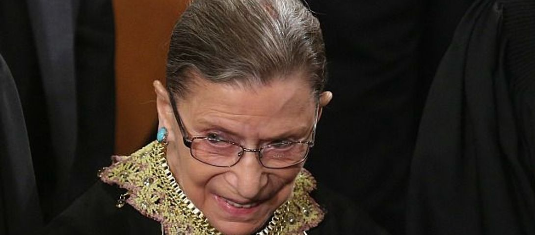 High Holiday lessons from Ruth Bader Ginsburg