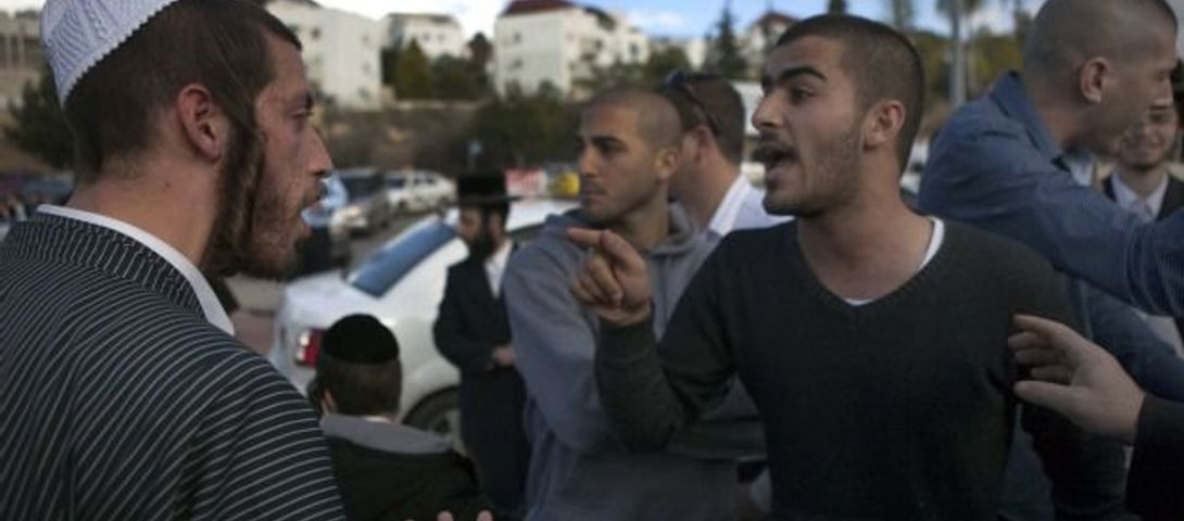 Orthodox Beit Shemesh: Beit Shemesh, Israel's Town Of Ultra-Orthodox Hate, Steps