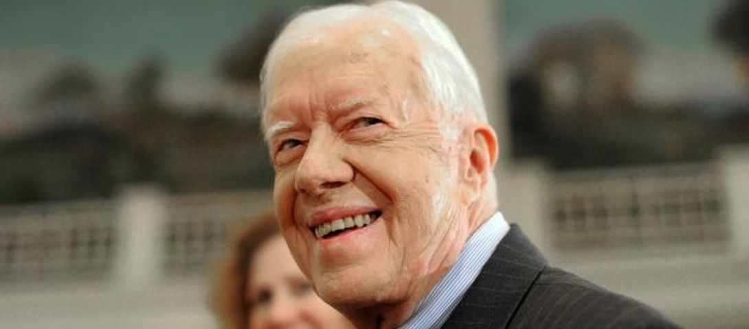 J Street to present Jimmy Carter with peacemaker award at its annual conference