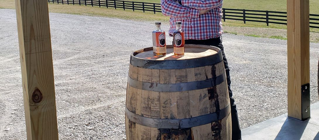 In the heart of whiskey country, this rabbi puts the bourbon into suburban