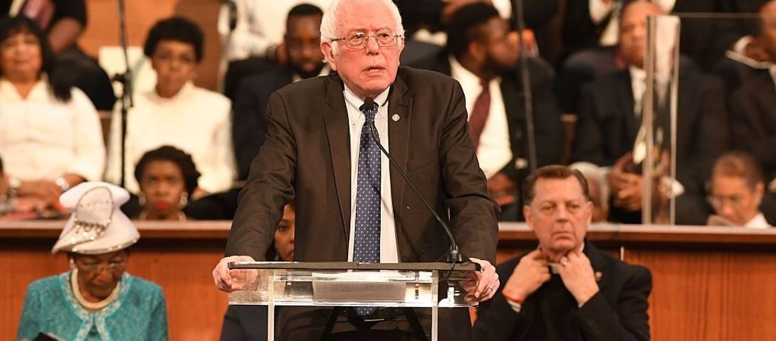 You're right, America. Bernie Sanders isn't religious. Lots of Jews aren't.