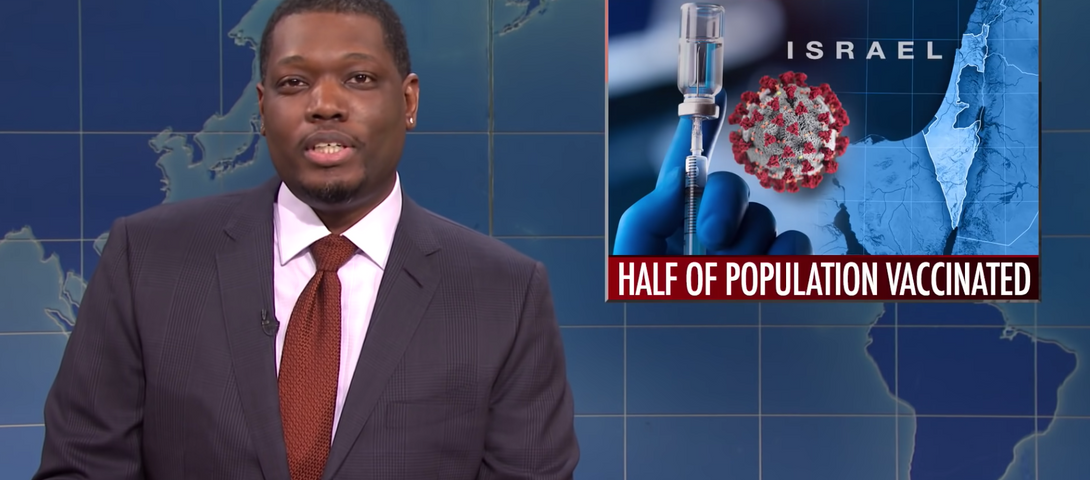 What Jewish comedians made of Michael Che's Israel Joke