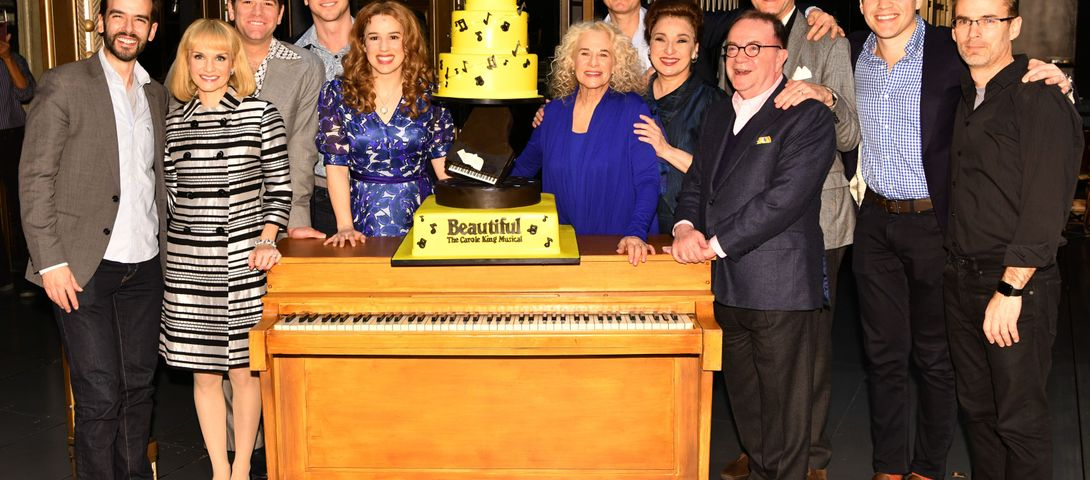WATCH: Carole King and the cast of 'Beautiful' sing 'You've Got a Friend'