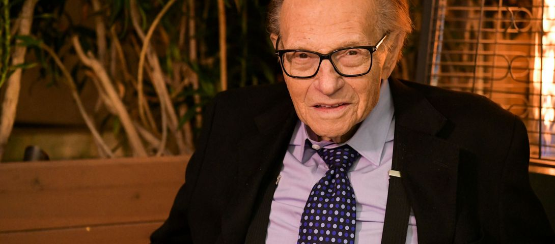 Remembering Larry King, a broadcast legend and a consummate entertainer