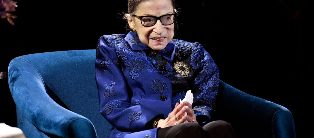 Scribe   Ruth Bader Ginsburg showed us young Jews how to be unapologetically Jewish.