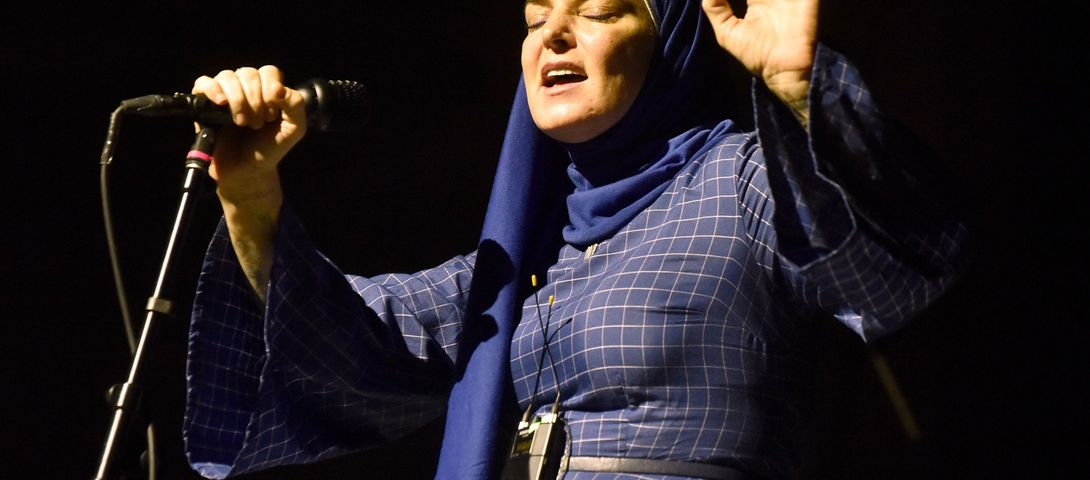 The secret Jewish history of Sinead O'Connor (and the imaginary rabbi who guided her)
