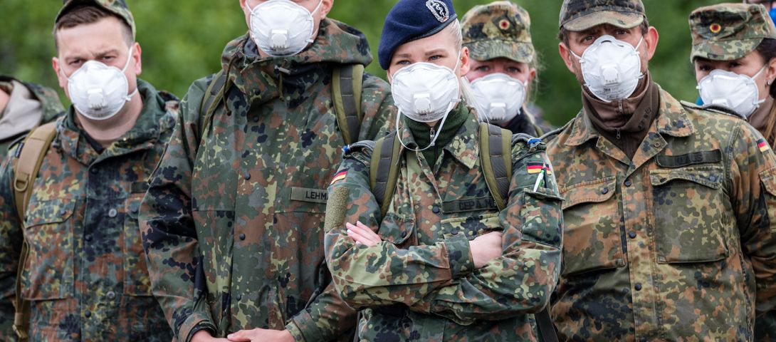 Rabbis can serve in German military for the first time in 90 years