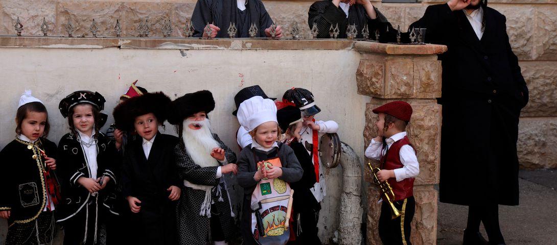 Opinion | This Purim, don't boo Haman