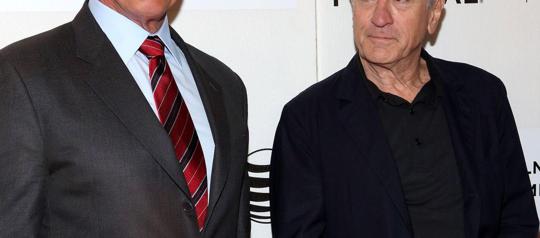 De Niro Goes Jake LaMotta on Schwarzenegger at Jewish