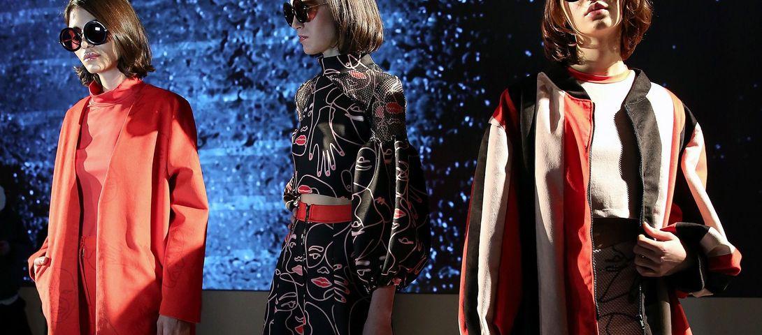 6 Jewish Designers To Watch At New York Fashion Week The Forward