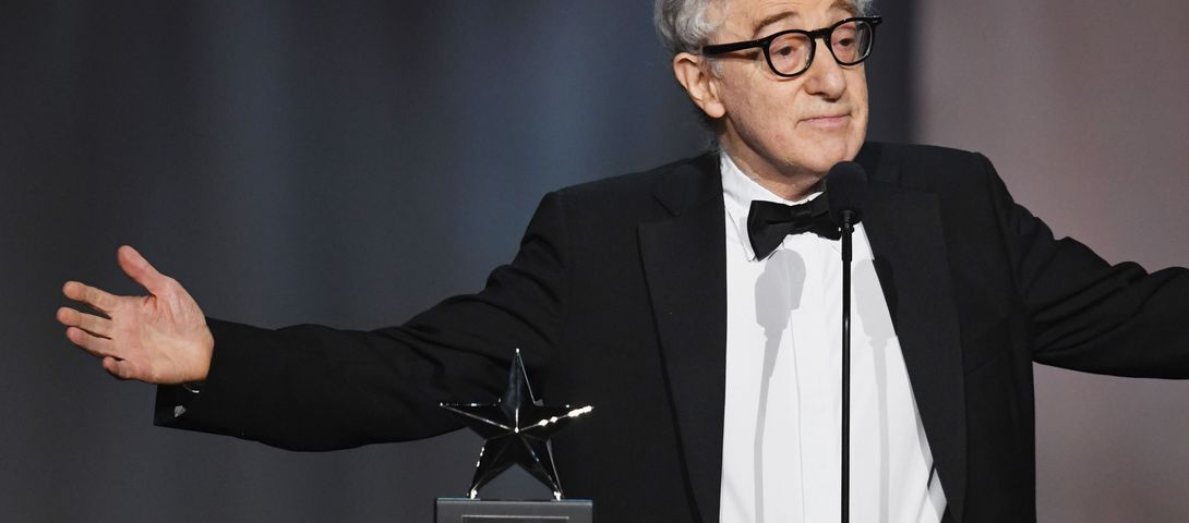 Woody Allen's 'Rainy Day' tops global box office, heading for UK