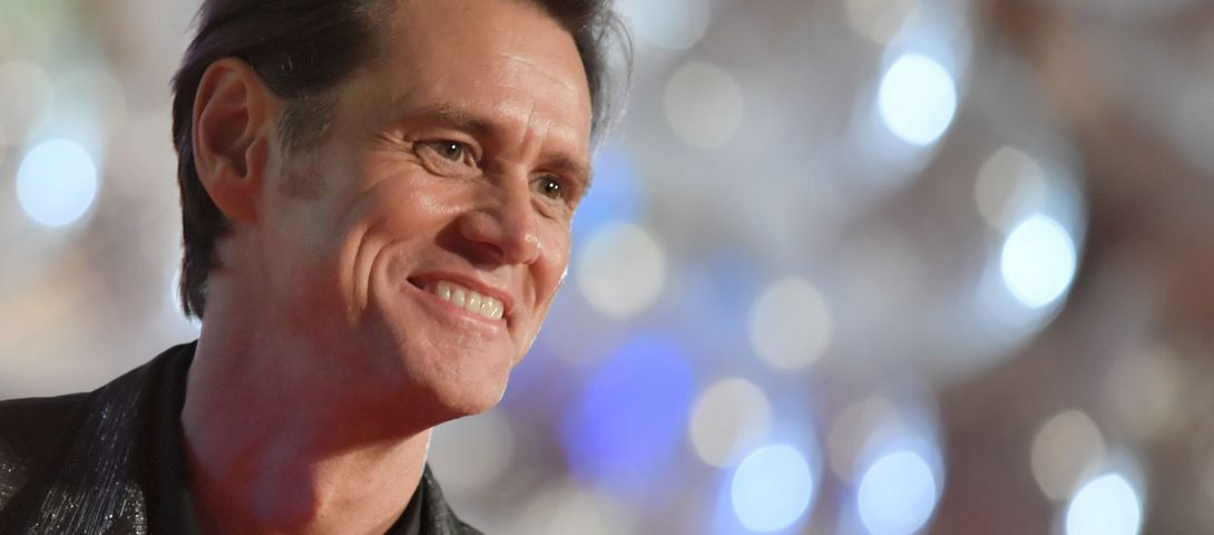 Jim Carrey Painted Jared Kushner On Fire At 666 5th Ave