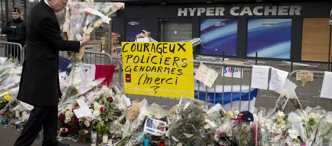In a Paris courtroom, Islamic terror—and France— is on trial