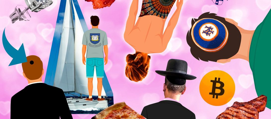 The 16 Types Of Jewish Men You'll Date In New York City