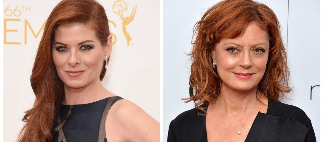 Debra Messing Trashes Susan Sarandon For 'Your Part' In Trump Election