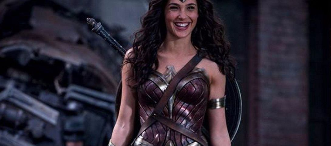 Why Gal Gadot S Wonder Woman Is White The Forward