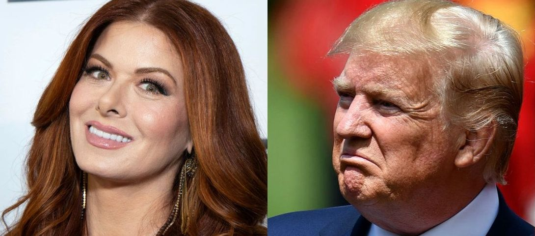 President Trump's Feud With 'Racist' Debra Messing Of 'Will And Grace,' Explained - Forward