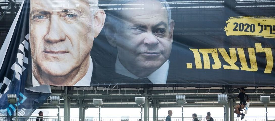 As Israel heads to the polls for a 3rd time Netanyahu and Gantz must expand electorate