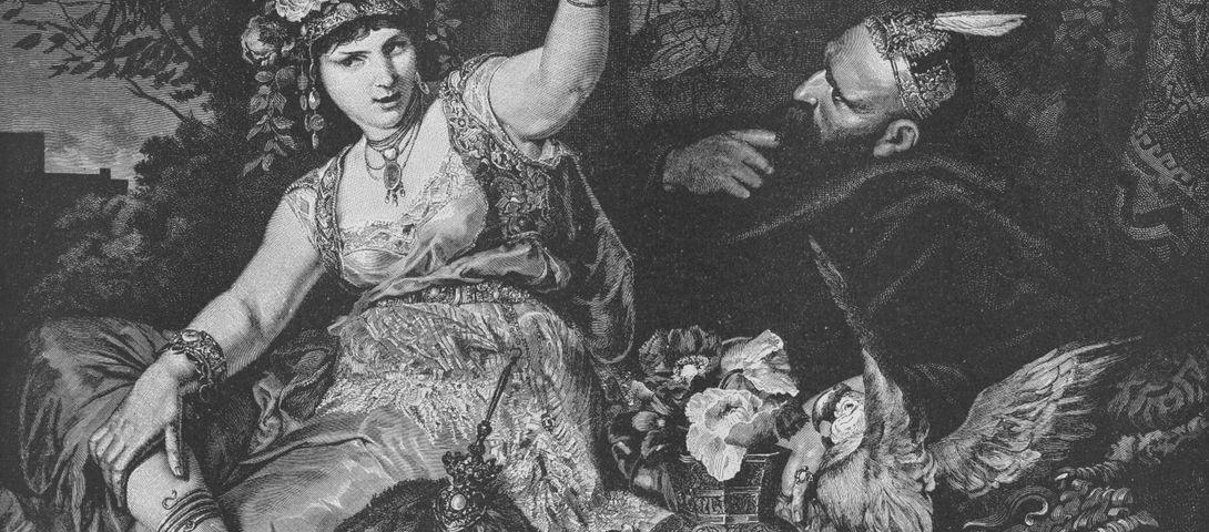 Just how Jewish were 'The Arabian Nights?'