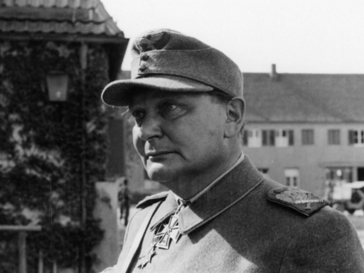 Hermann Goering's Underwear Goes on Auction Block With Nazi
