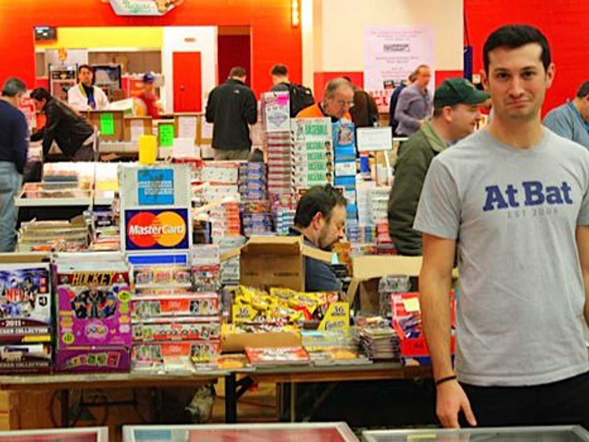 Baseball Card Collectors Mad Quest To Find Every Hank