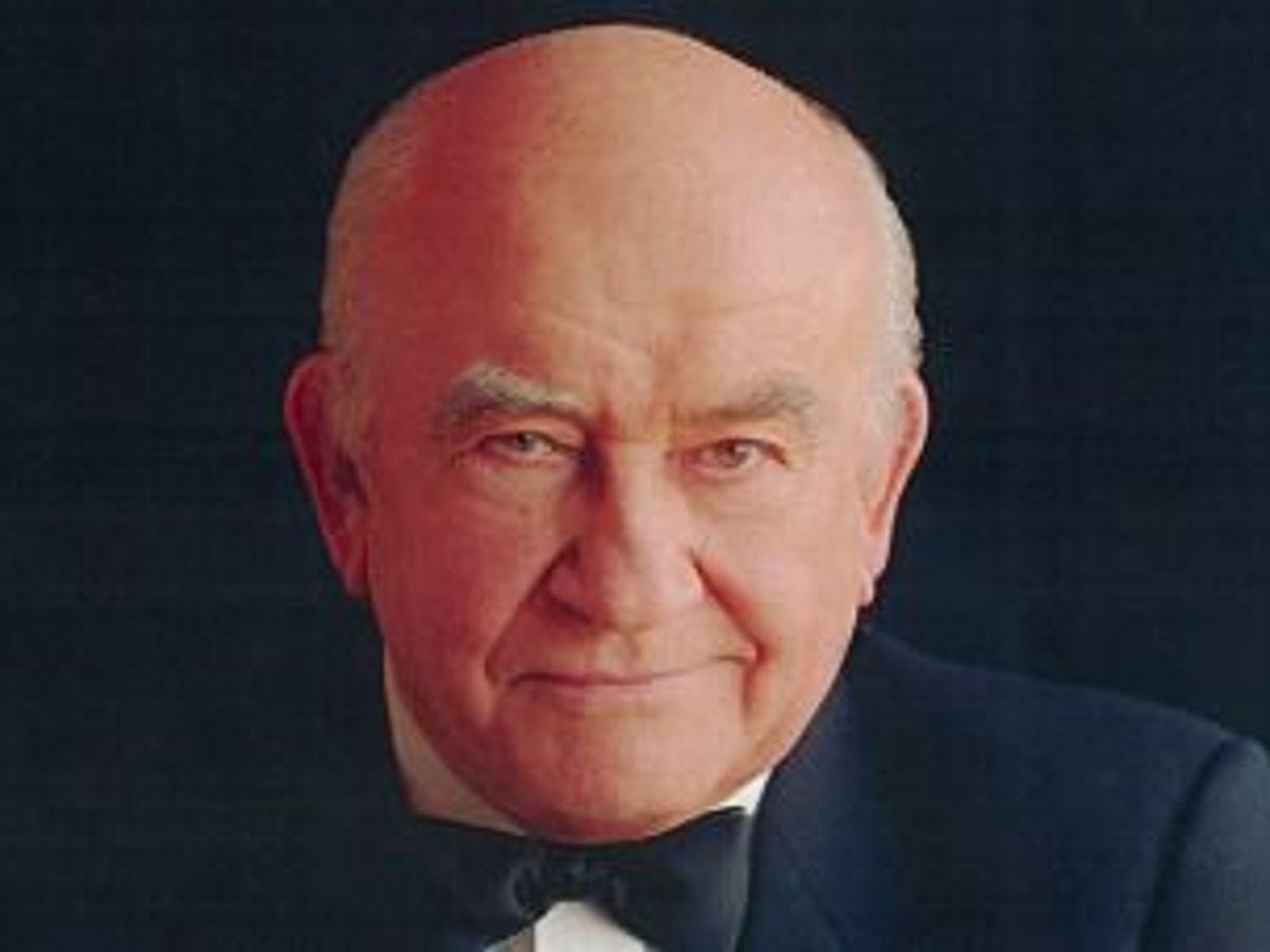 Remembering A Visit With The Late Ed Asner The Forward