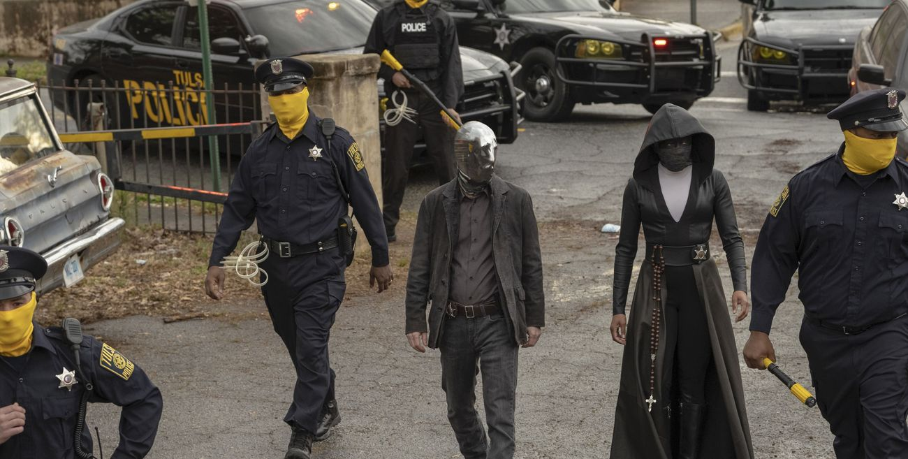 'Oklahoma!' Is The Go-To Score For HBO's 'Watchmen'