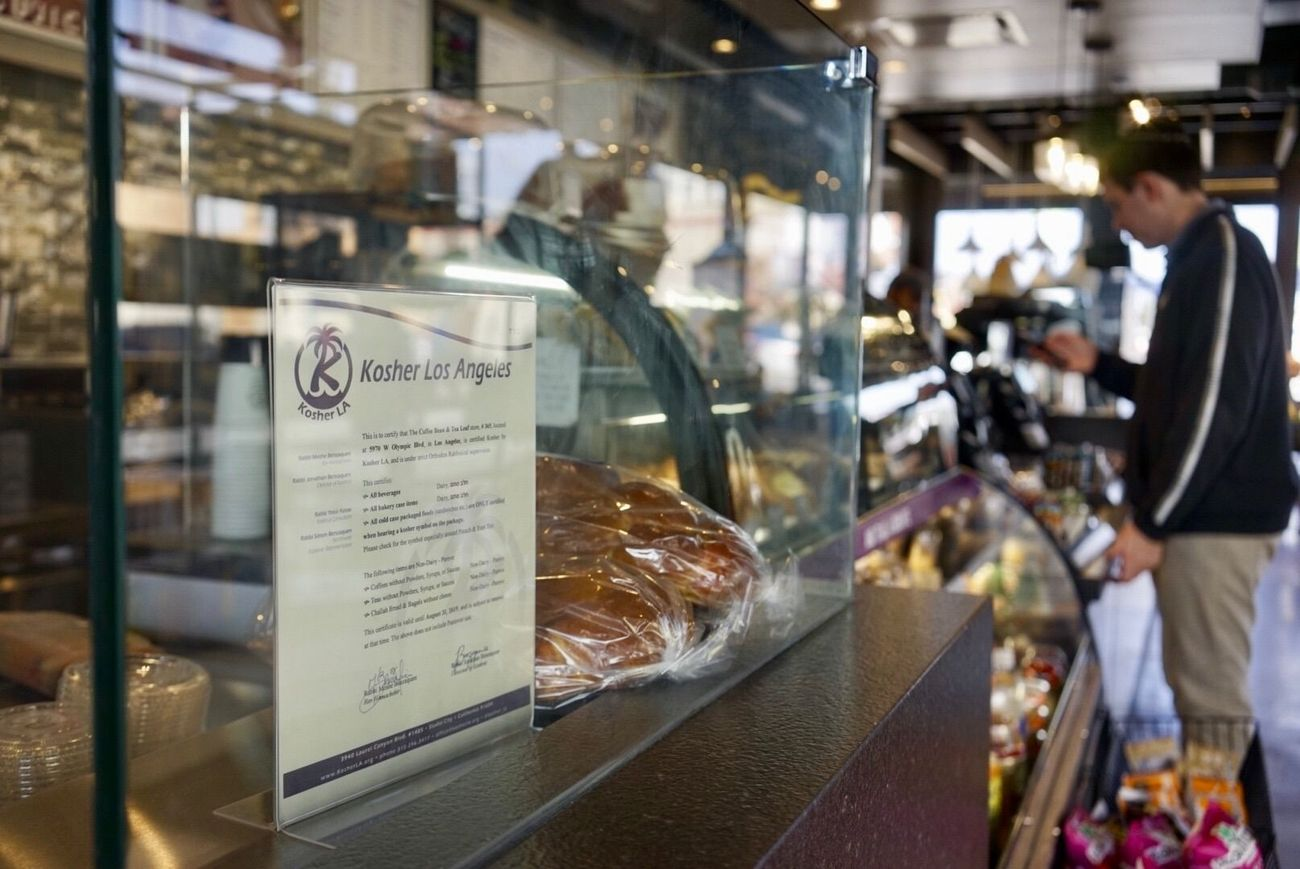 As L A Based Coffee Bean Drops Kosher Status Orthodox Customers Fight Back The Forward