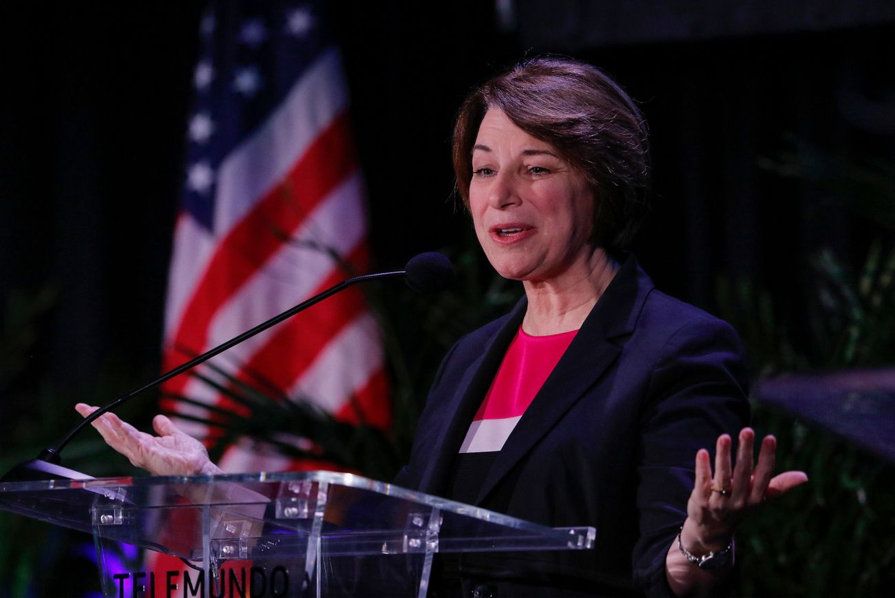 5 Jewish Things To Know About Amy Klobuchar