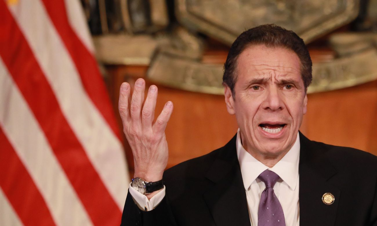 Talking About Andrew Cuomo S Thirsty Yom Hashoah Photo The Forward