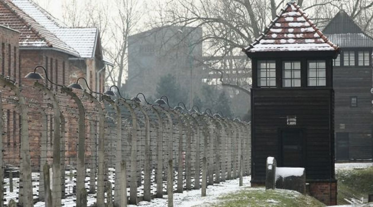 Polish Exhibit Shows Nude Tag Game in Gas Chamber - Jewish