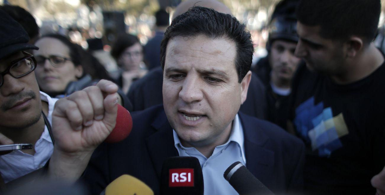In third round of Netanyahu v. Gantz, watch Ayman Odeh