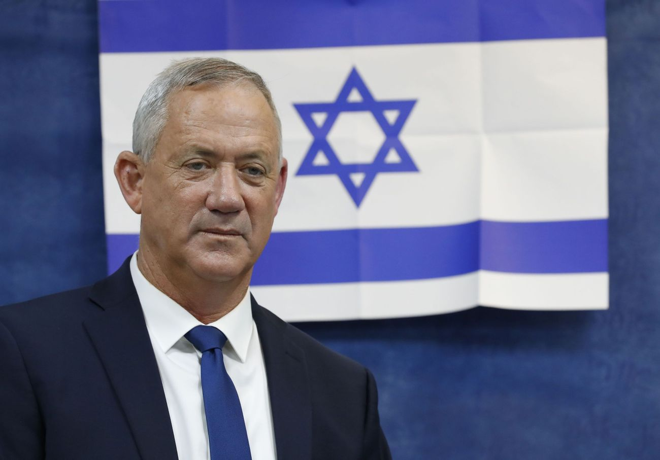 Who Is Benny Gantz, Israel's Potential Next Prime Minister?