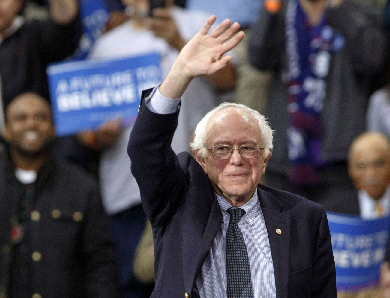 Twitter's meme du jour takes inpsiration from a Bernie Sanders campaign video