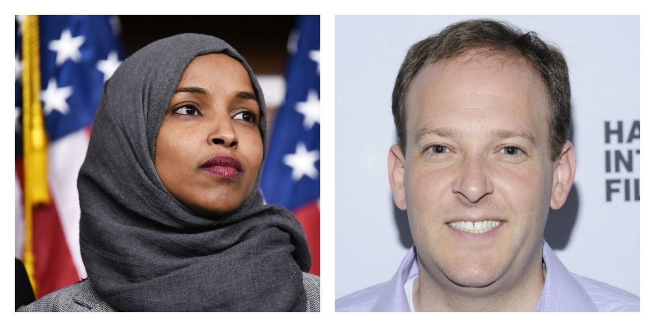 the hypocrisy of lee zeldin u2019s attack against ilhan omar