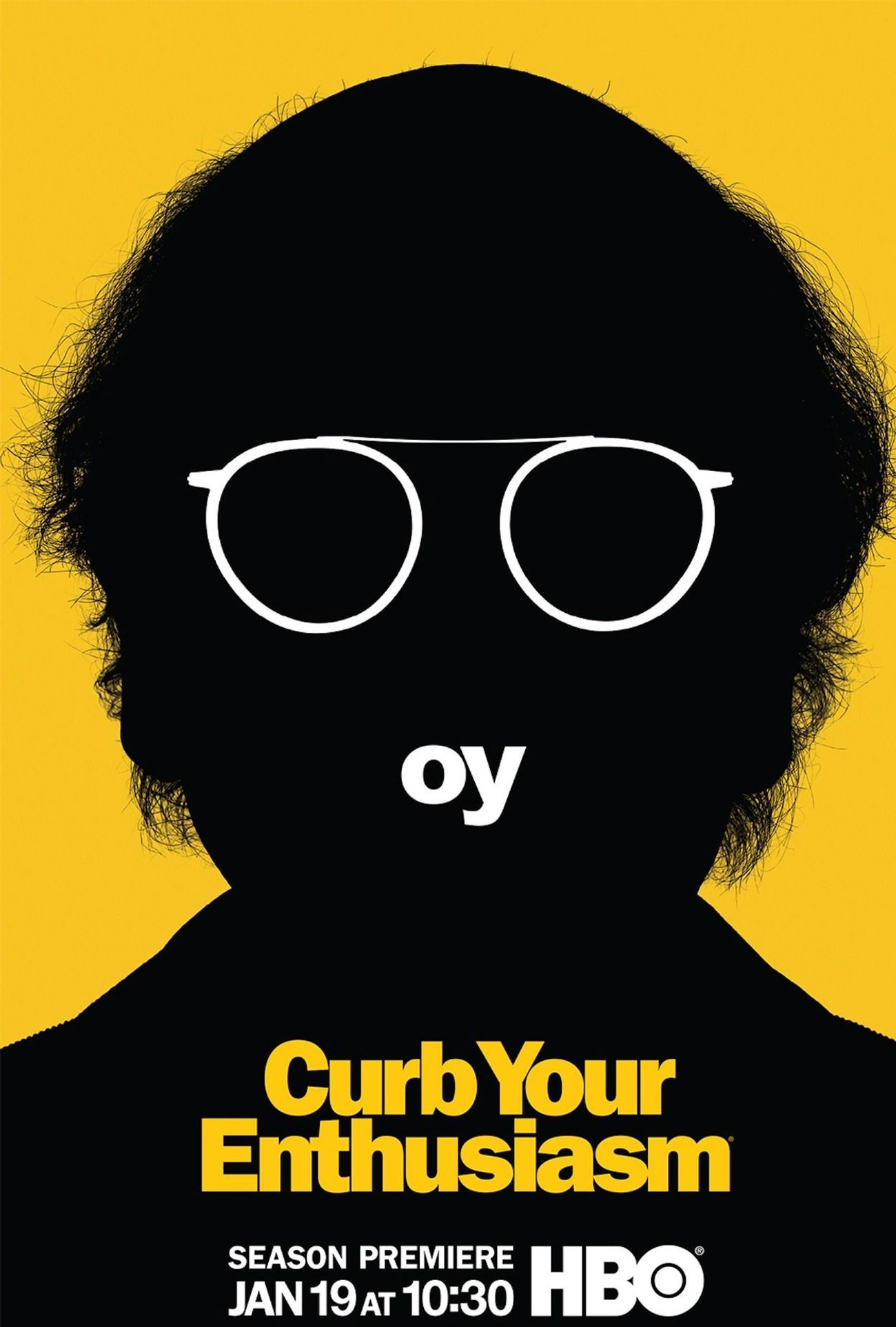 Oy — Why those 'Curb Your Enthusiasm' posters are pretty, pretty bad