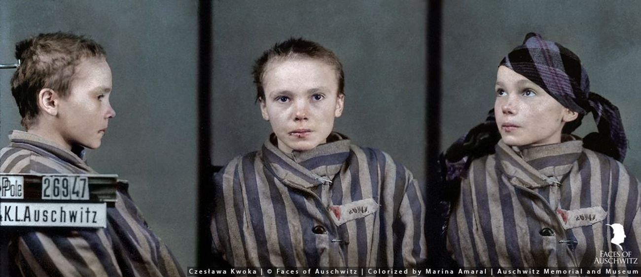 Should We Be Colorizing Photographs From Auschwitz?