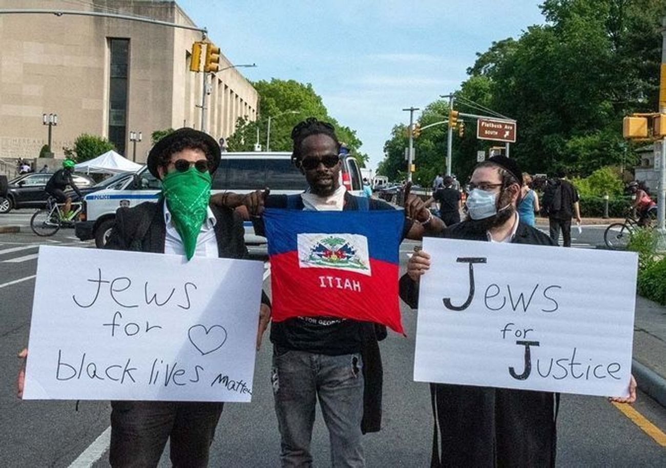 My fellow white Jews: We can't sit this one out. – The Forward