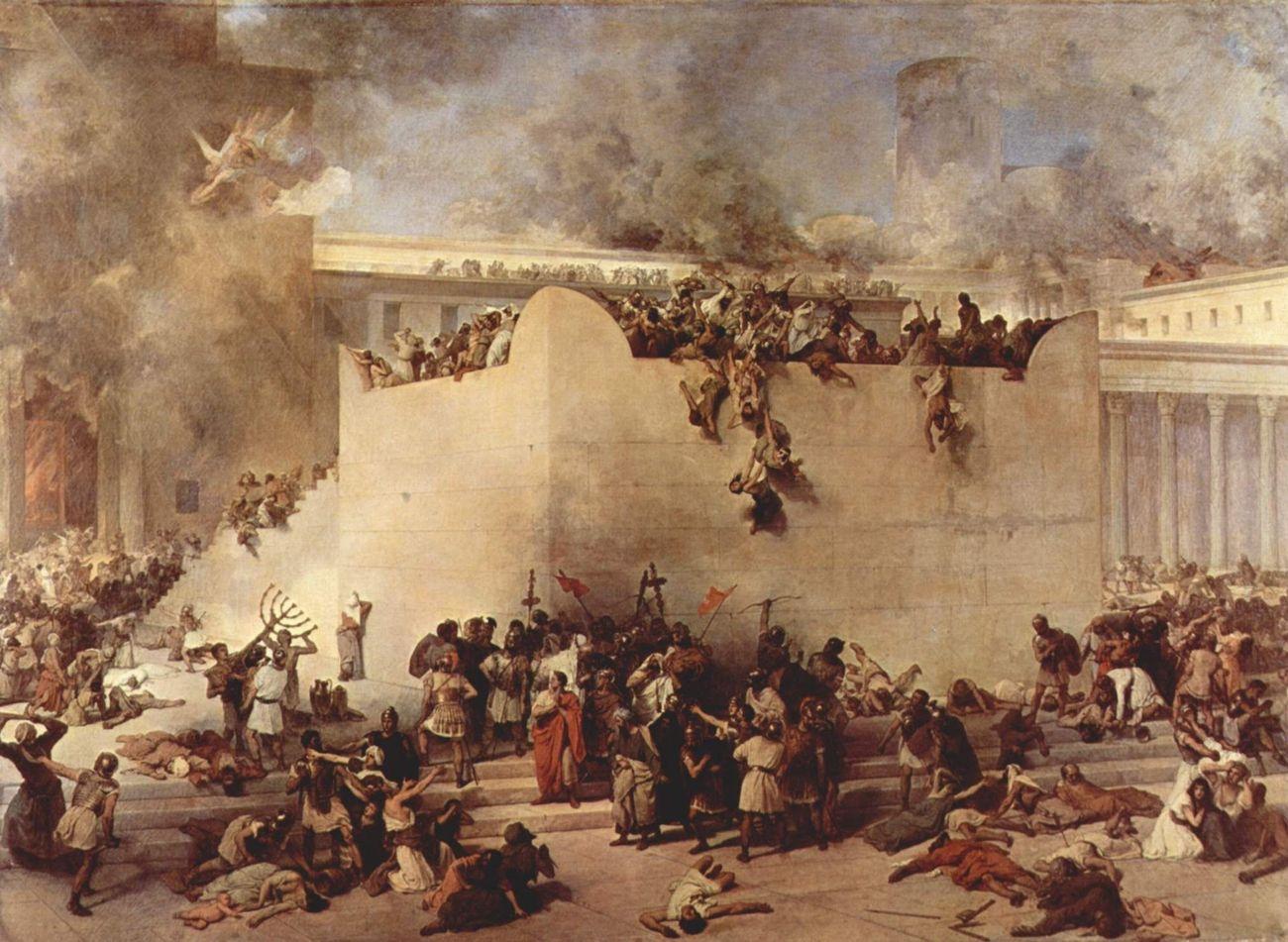 This Tisha B'Av, Focus On Jewish Agency, Not Jewish Passivity – The