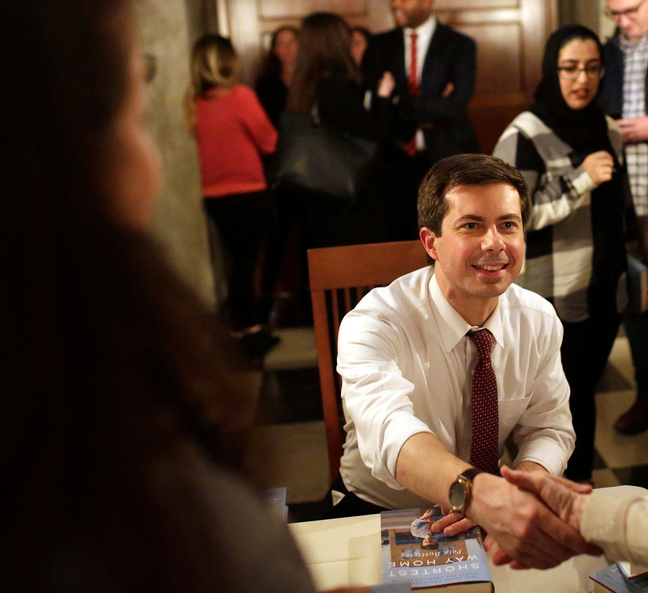 read mayor pete buttigiegs teenage essay on sanders  the forward  hopeful pete buttigieg won an award for this essay on bernie sanders in  high school
