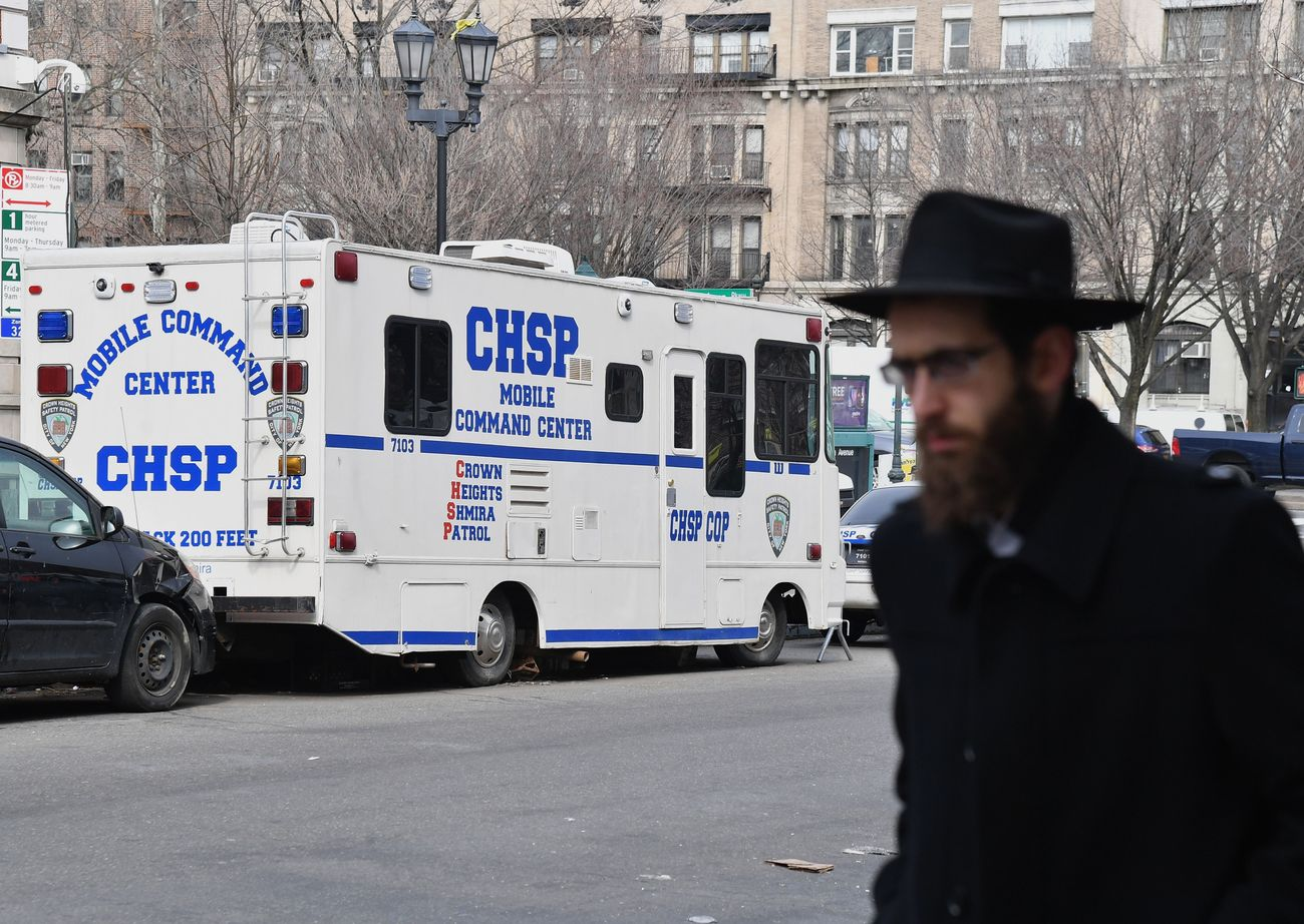 Why Does No One Care About Violence Against Orthodox Jews?