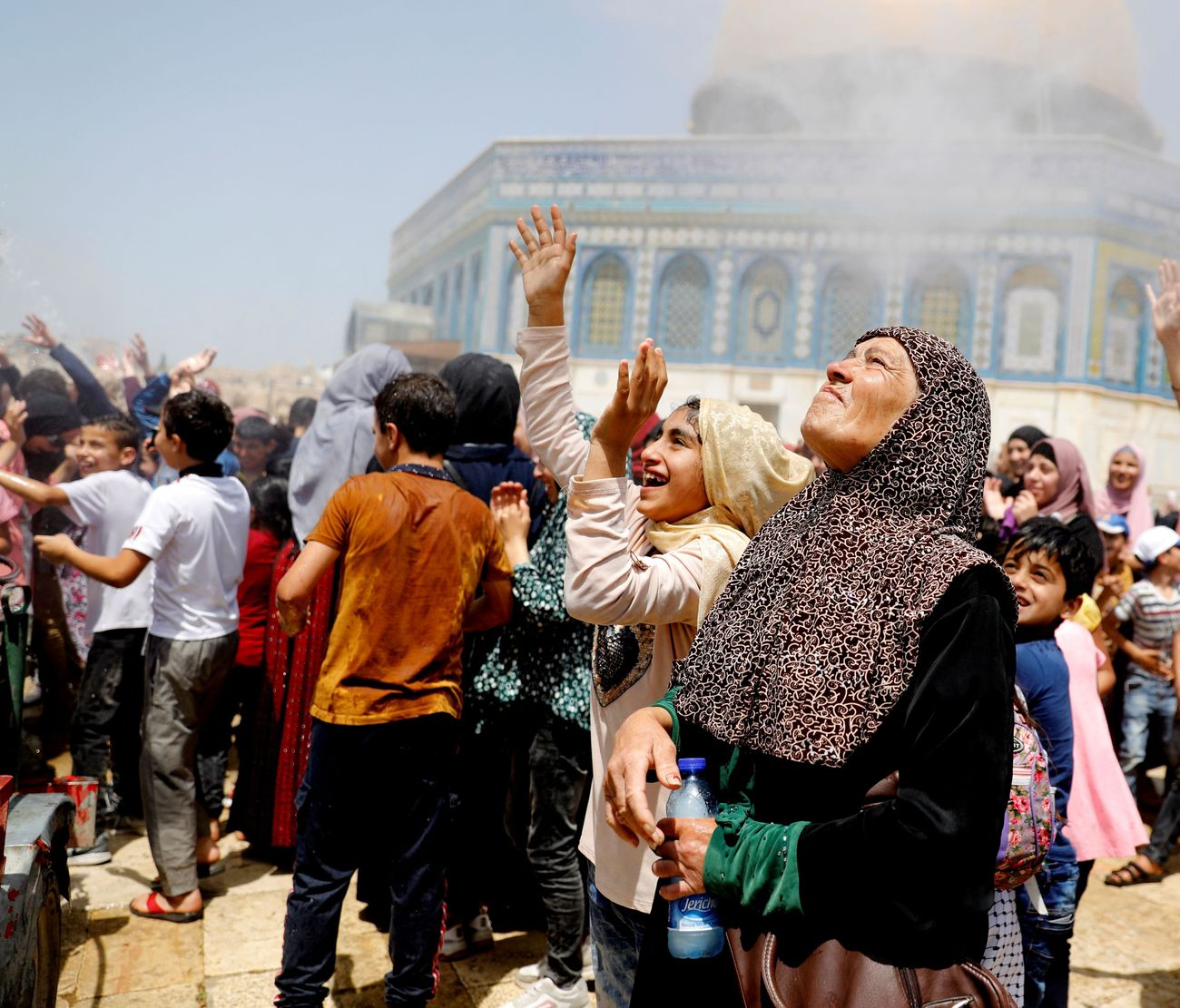 A Plea To My Israeli Brothers And Sisters, From A Palestinian Who Can't Vote