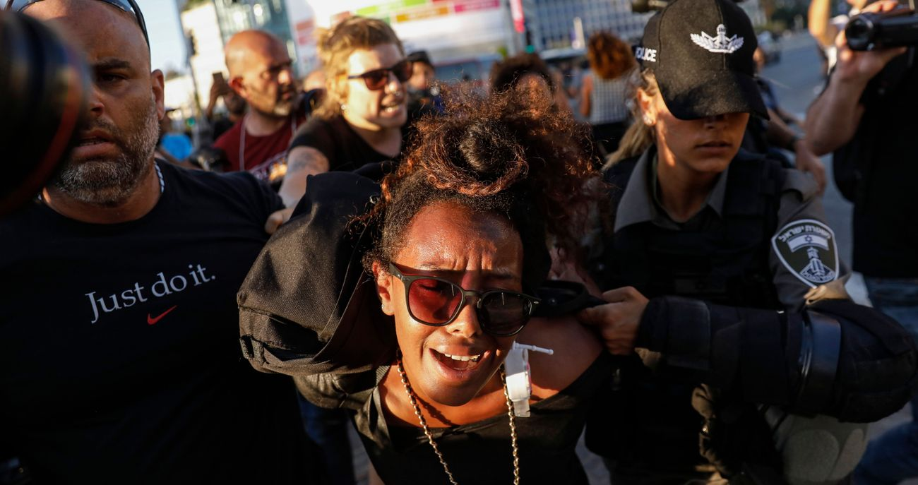 My Fellow Israelis: Black Lives Matter Is Your Fight, Too