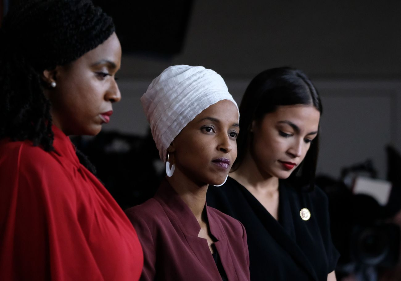 AOC's Squad Is Being Targeted For Calling Out Our Hateful Immigration Policies