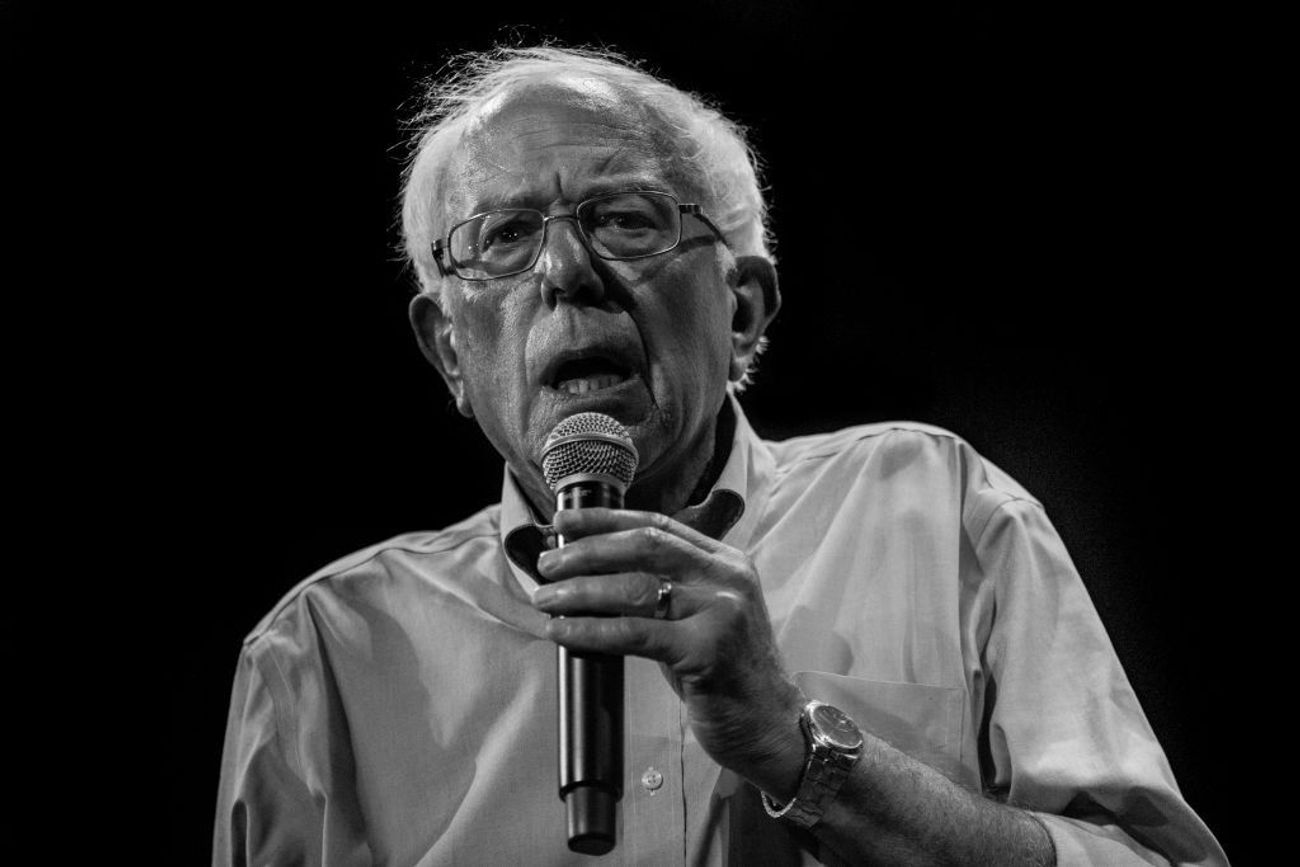 Forum: A Guide To Our Coverage Of Bernie Sanders's Anti-Semitism Op-Ed