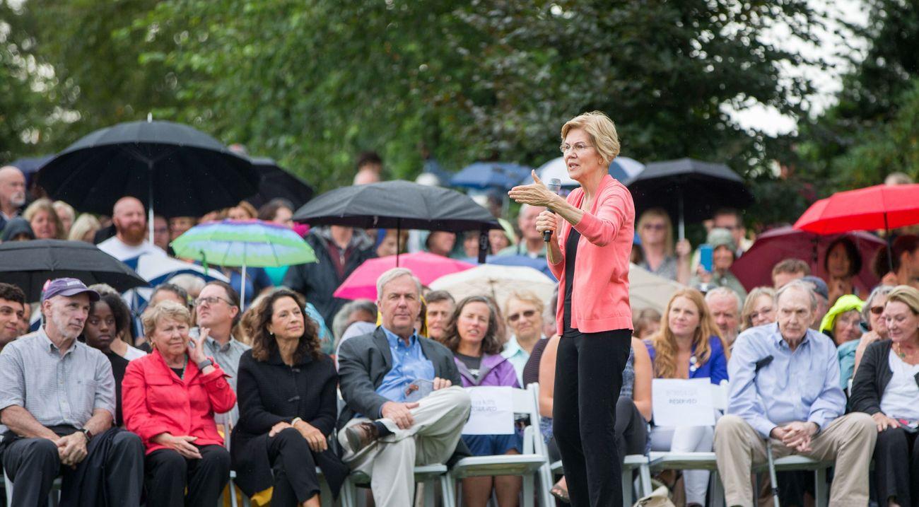 Can Elizabeth Warren Win The Black Vote?