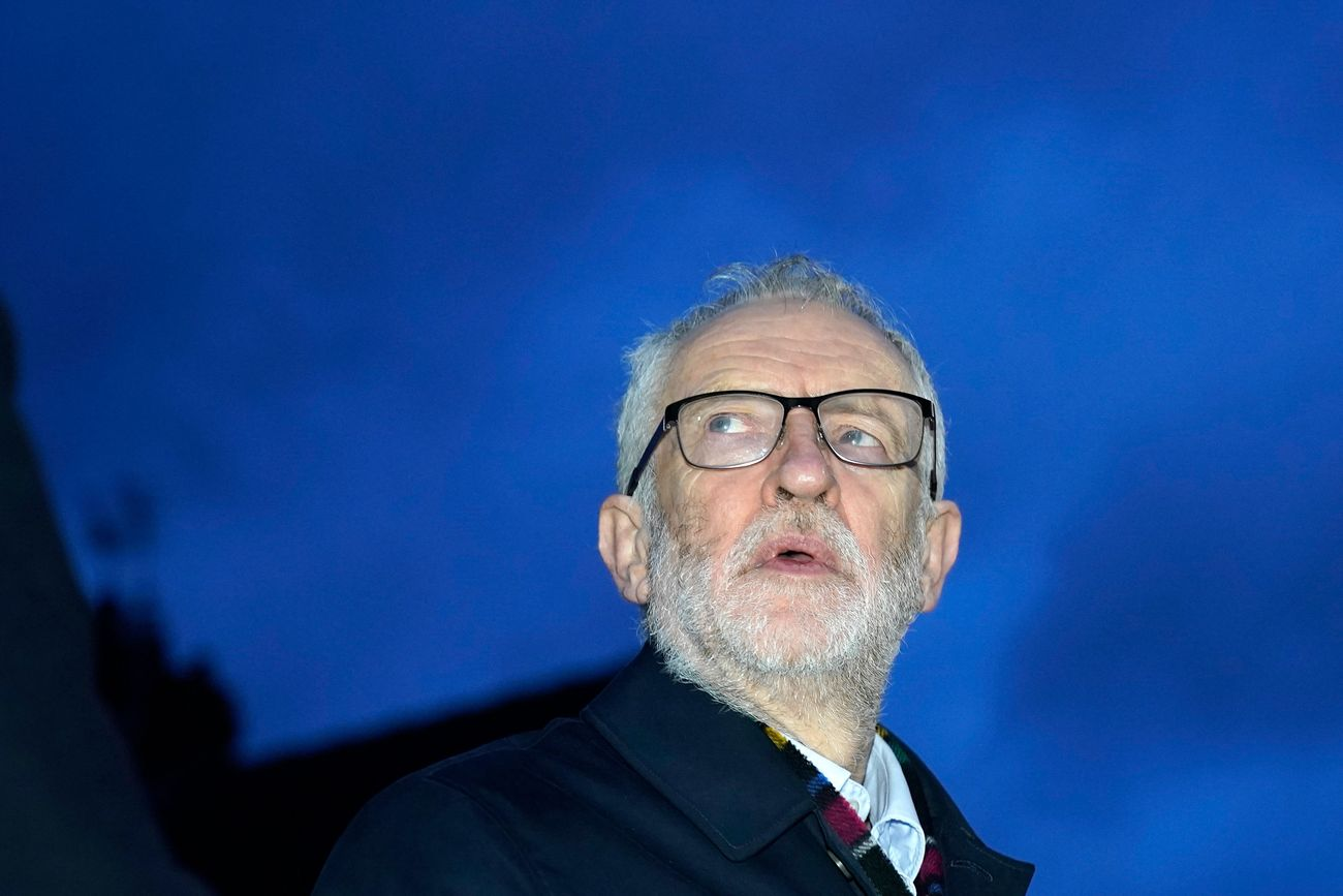 An Orthodox Jew Is Running Against Jeremy Corbyn To Protest Anti-Semitism