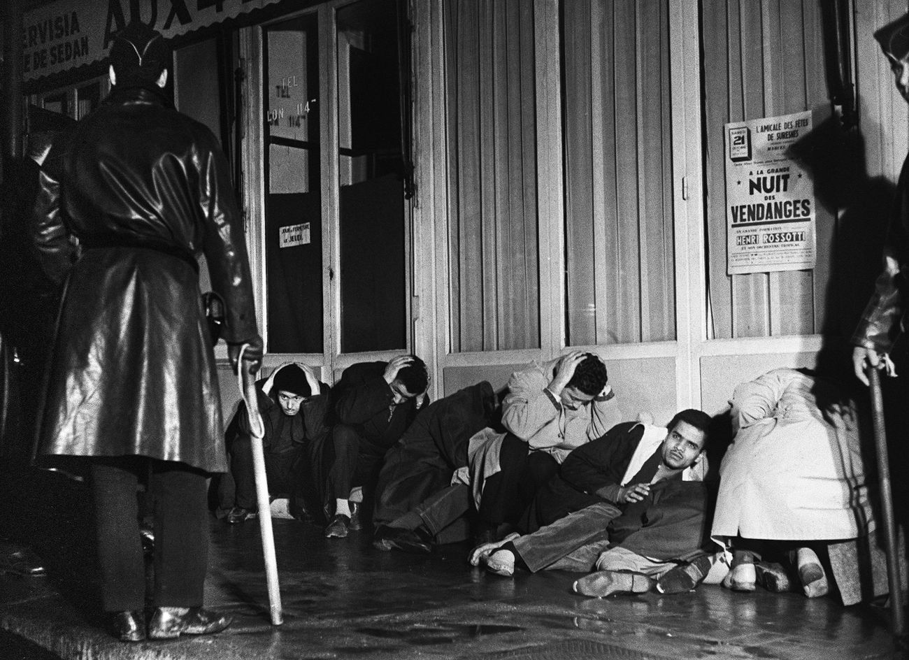 In 1961, a shameful moment when the horrors of WWII seemed to be returning