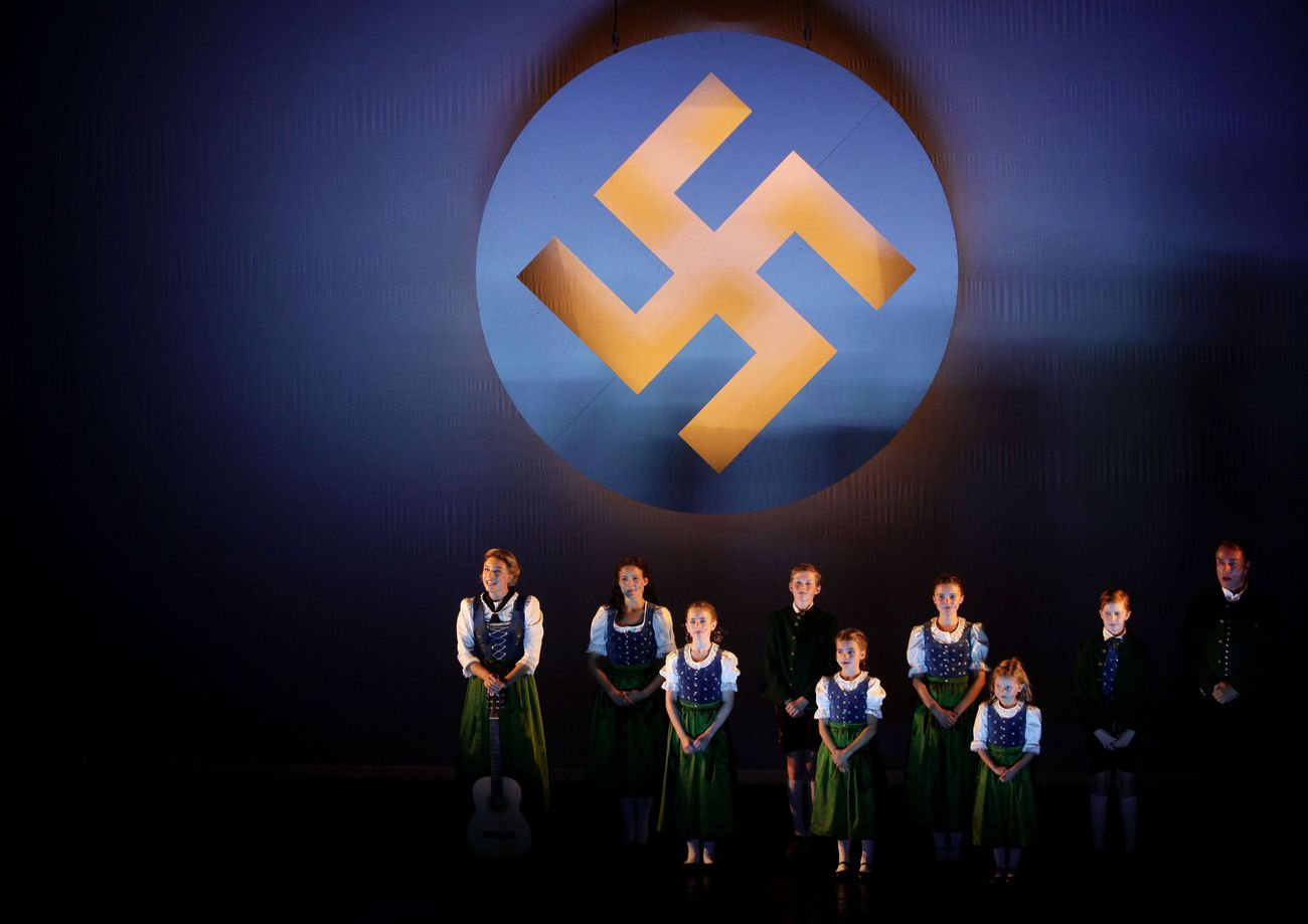 I Can't Believe I Have To Say This But NO, 'Edelweiss' Is Not A Nazi Anthem